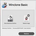 Winclone 5 でMacのBootcamp環境Windowsを移行しハードディスク交換