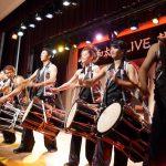 手九野太鼓コンサート「和太鼓ライブ 鼓心の響Ⅱ」