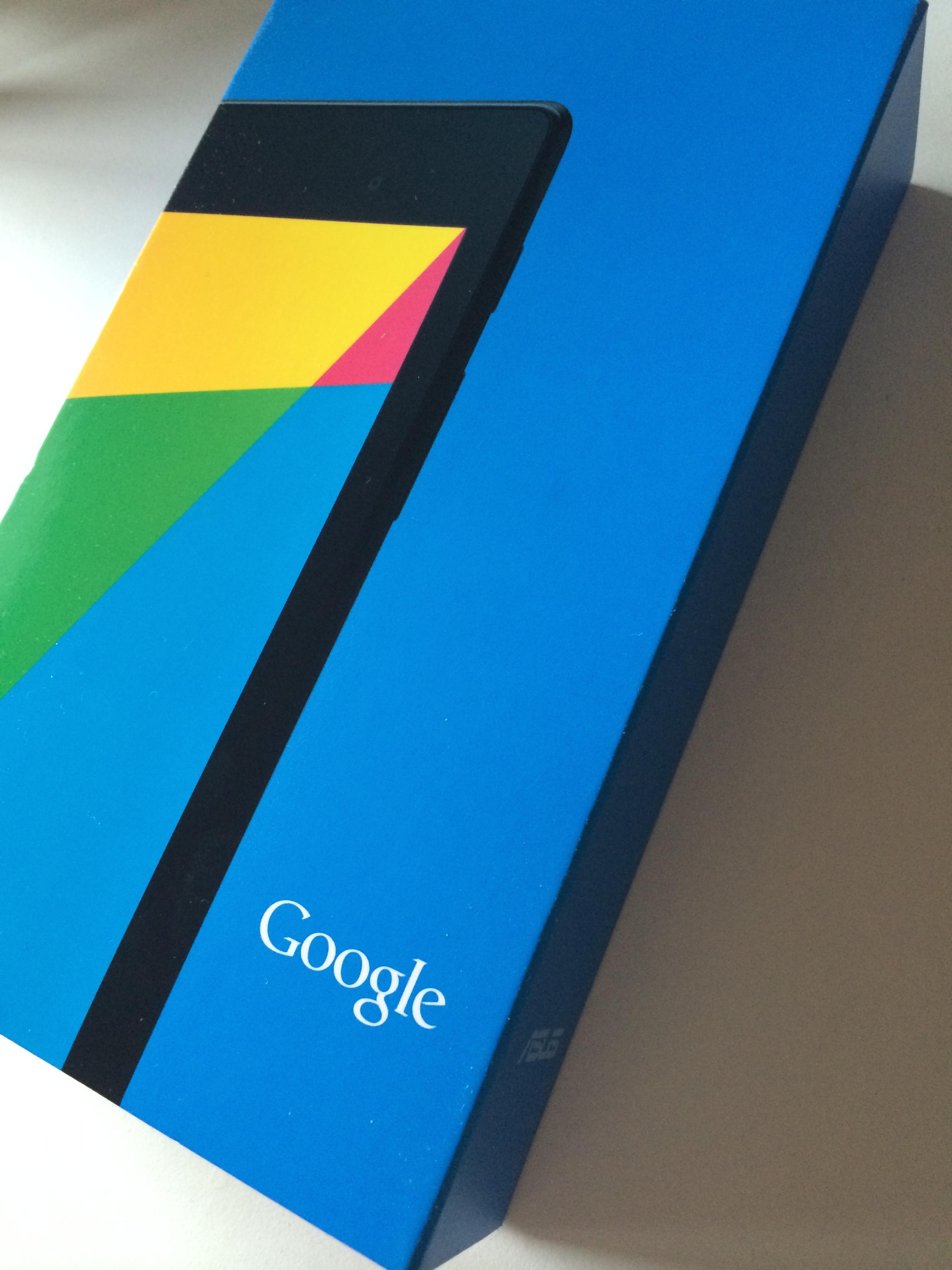 Nexus 7箱